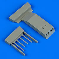 Blenheim Mk.I guns pod accessories AIRFIX - Image 1