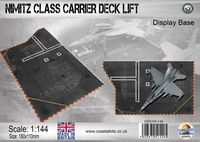 Scale Nimitz Class Carrier Deck Lift 180 x 110mm - Image 1