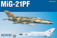 MiG-21PF Weekend edition - Image 1