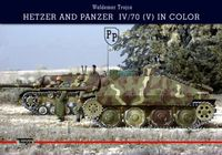 Hetzer and Panzer IV/70 (V) in Color