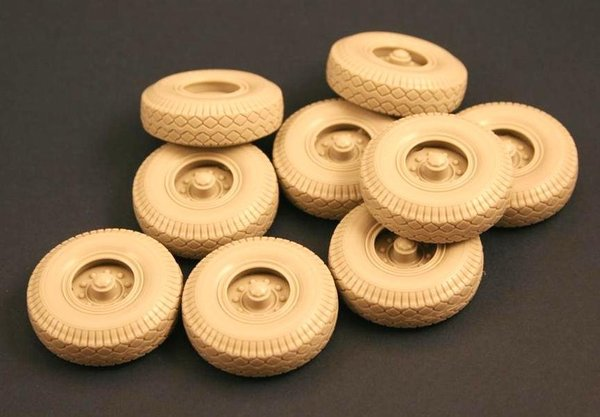 Road Wheels for Sd.Anh.116 - Image 1