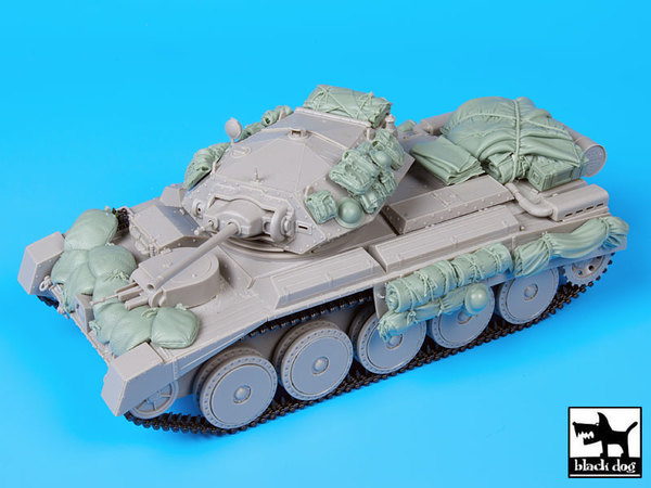 Crusader Mk I accessories set for Italeri - Image 1
