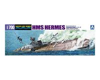 BRITISH AIRCRAFT CARRIER HMS HERMES BATTLE OF CEYLON SEA