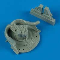 F8F Bearcat Wheel Well Details Italeri - Image 1