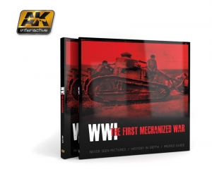 WWI The First Mechanized War - Image 1