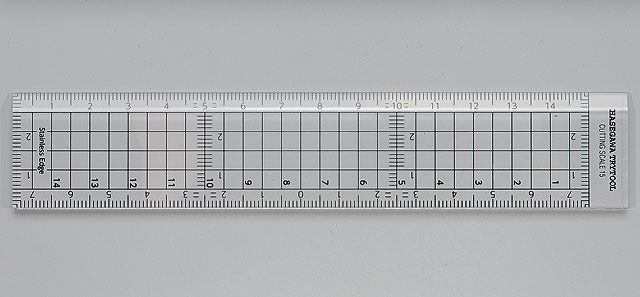 Cutting Scale 15 cm - Image 1