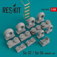 Su-32 / Su-34  wheels set - Image 1