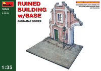 Ruined Building w/Base - Image 1