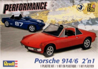 72 Porche 914-6 2in1
