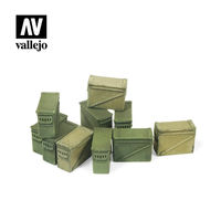 Large Ammo Boxes 12,7 mm