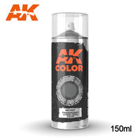 AK1027 PANZERGREY DUNKEL GRAB COLOR SPRAY