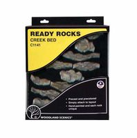 Ready Rocks Creek Bed