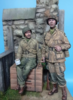 US Paratrooper & Infantry soldier - Normandy 1944