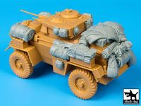 British Humber Mk III accessories set for Bronco models