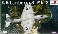 English Electric Canberra Mk.II British Jet Bomber