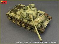 T-55A Late mod. 1965 interior kit - Image 1