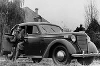 1938 Olympia 4 door saloon