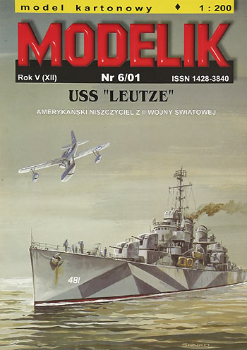 US destroyer USS Leutze - Image 1