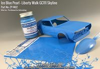 1402 Ice Blue Pearl for Liberty Walk GC111 Skyline (Ken Mary) - Image 1