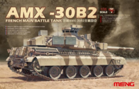 AMX-30B2 FRENCH MAIN BATTLE TANK