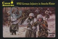 WWII German Infantry in Smocks-Winter - Image 1
