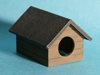 Shed for dog (Doghouse)