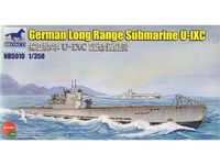 German Long Range Submarine Type U-IXC - Image 1