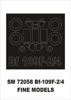 Bf 109F-2/4 Fine Molds - Image 1