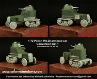 Polish Wz.28 Conversion set1