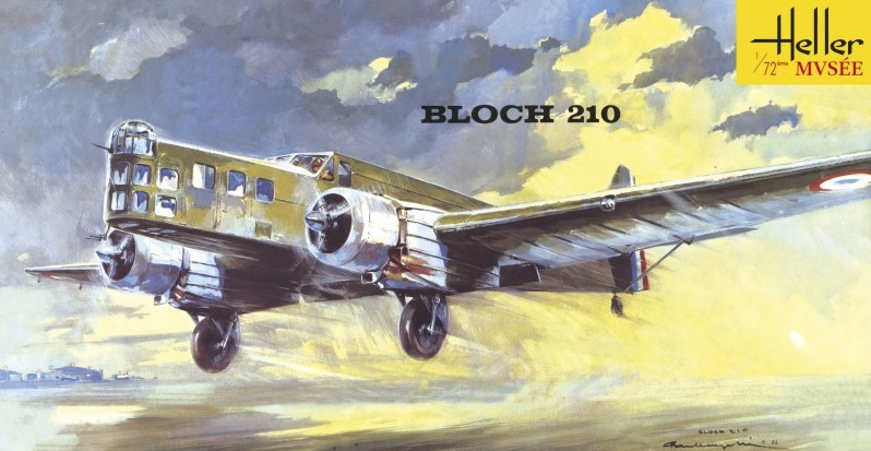 [Heller] Bloch MB 210 1:72ème réf 80397 26765_rd
