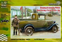 Red Army First Pick-Up( Gaz-4)