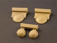 Drive Wheels with transmission for Pz II Tank - Image 1