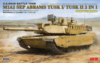 M1A2 TUSK I/ TUSK II WITH FULL INTERIOR - Image 1