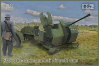 Flak 38 - German Anti Aircraft Gun