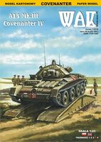 A13 Mk.III Covenanter IV