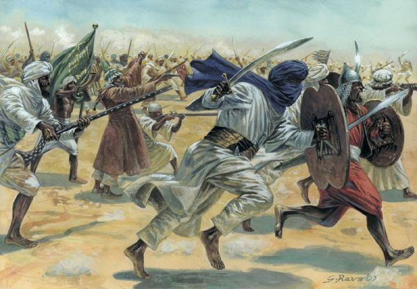 Arab Warriors - Image 1