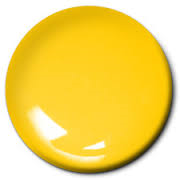 2917 Bright Yellow - Gloss spray