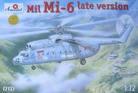 Mil Mi-6 Soviet helicopter (late version)