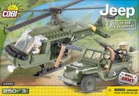 Jeep Willys MB z helikopterem - Image 1