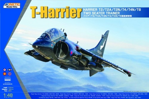 T-Harrier T2/T2A/T2N/T4/T4N/T8 Two Seater Trainer - Image 1