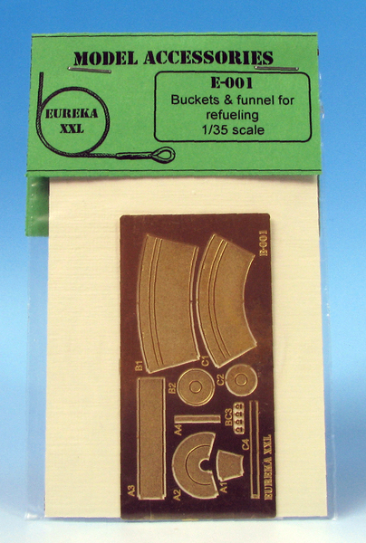 Buckets & Funnel - Image 1