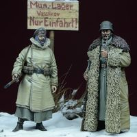 WWI German Guards, Winter 1914-18