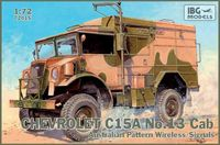 Chevrolet C.15A No.13 Cab Australian Pattern Wireless / Signals