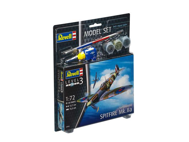 Spitfire Mk.IIa Model Set - Image 1