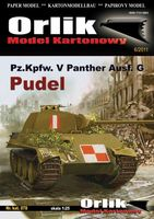 Pz.Kpfw. V Panther Ausf.G PUDEL - Image 1