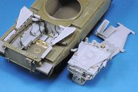AVDS-1790 Engine & Compartment set III (for AFV Club Shot-Kal Series)