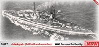 WWI German Battleship Markgraf - Image 1