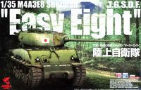 "M4A3E8 Sherman J.G.S.D.F. ""Easy Eight"""