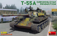 T-55A Czechoslovak Production - Image 1