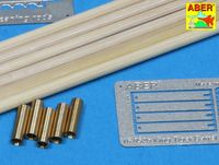 Barrel cleaning rods with brackets for Tiger II - 16 052
